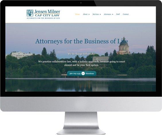 Jensen Milner | Cap City Law - After