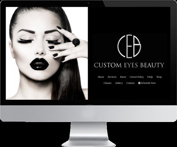 Custom Eyes Beauty