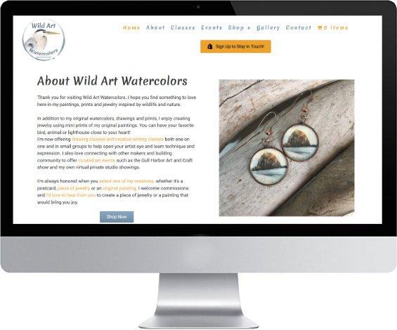 Wild Art Watercolors